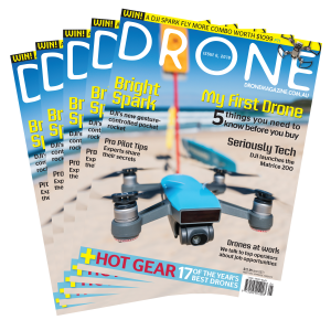 Drone Magazine Issue 6 is out now!