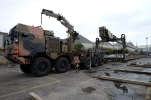 First tranche of Army bridges delivered under Land 155