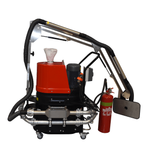 New Prowotech mobile extraction system