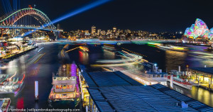 Photo tip of the week: How to get great shots of Vivid Sydney