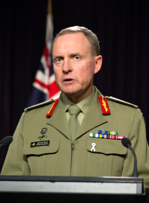From the Source: Lieutenant General David Morrison, Chief of Army | ADM October2013
