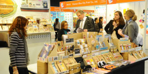 Hong Kong Stationery Fair branches out
