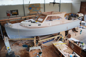 Boating beauty built to order