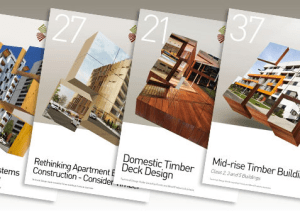 Building With Timber Design Guides
