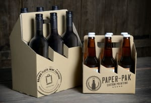 Paper-Pak's one-stop-shop solution for bottle carry-pack