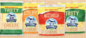 Murray Goulburn switches to recloseable cheese packs