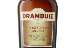 Drambuie's nostalgic new bottle