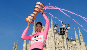Video Highlights: Tom Dumoulin Wins 2017 Giro d'Italia