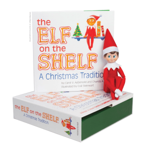 Elf On The Shelf returns with three new themes