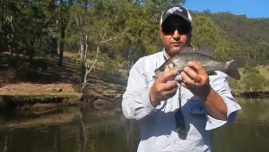 VIDEO: Catching EPs on soft plastics