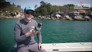 VIDEO: Fishing World project boat EPIRB