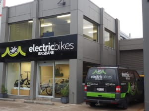 Two New Electric Bike Shop Sites Open in Brisbane