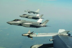 F-35 sees first combat action