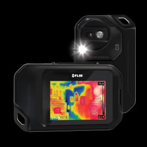 Professional thermal imaging tools