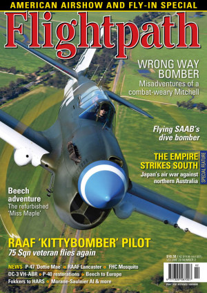 Flightpath November 2017 - January 2018
