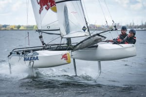 World Sailing confirms roll out of foiling Nacra 17
