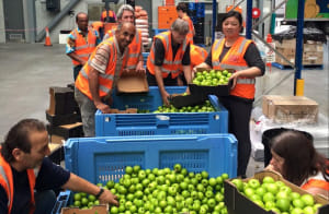 AIP seeks Foodbank volunteers in Victoria