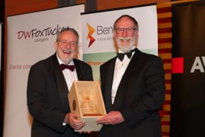 Wine industry award for Climate Wizard