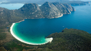 New shared use track opens at Freycinet NP