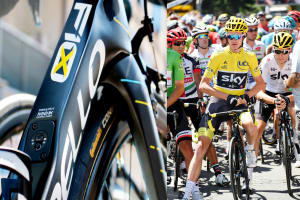 Bike Gallery: We Take A Look At Chris Froome's Pinarello As He Edges Closer To A 4th TDF Title