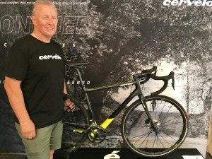 Cervelo C5: We Take A Look At Lachlan Morton's Go Anywhere Machine