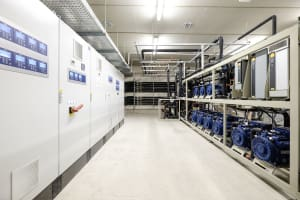High-performance compressors for natural refrigerants