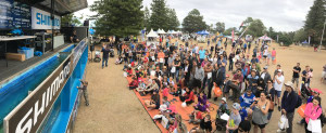 Big crowds at NSW Gone Fishing Day