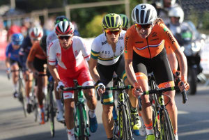 Aussie Katrin Garfoot Wins Silver In World Championship Road Race