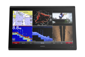 Garmin goes big with GPSMAP 8400 displays