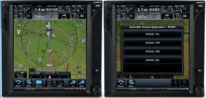 Garmin adds Visual Approach Guidance to Navigators