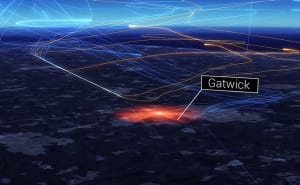 FRIDAY FLYING VIDEO: Drone disrupts Gatwick