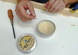 Gilly Stephenson's Cabinetmaker's Wax