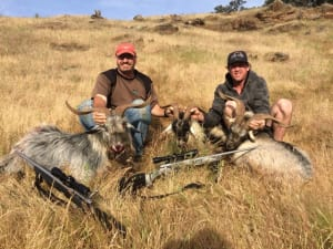 Ridgeline March-April 2017 Hunting Photo Competition
