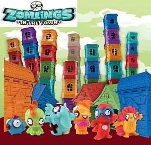 Zomlings from Global Discovery