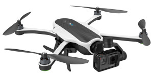 GoPro goes drone as Karma quadcopter lifts off