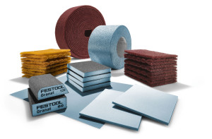 Granat Abrasives for Hand Sanding