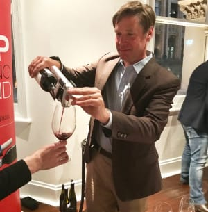 Greg Lambrecht's Coravin wine system is a game changer for restaurateurs and sommeliers