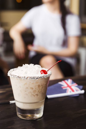 RECIPE: Grosvenor Hotel's lamington cocktail