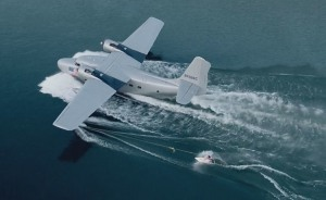 FRIDAY FLYING VIDEO: Grumman Surfing