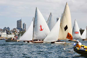 Aberdare wins Historical 18 Footers Nationals again