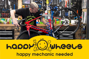 Full-time Experienced Bicycle Mechanic & Sales wanted