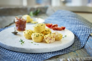Sunny Queen Meal Solutions launches new egg-based finger food
