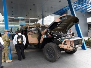 APS for Army's Protected Mobility Vehicles