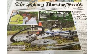 300 Hours Community Service & Two-Year License Suspension For Death Of Cyclist