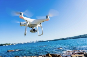 New smartphone app for sub 2kg drones will show no-drone zones