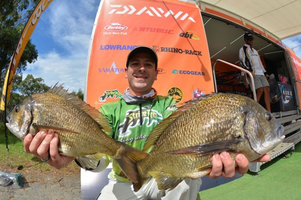 Hobie bream series hits Marlo