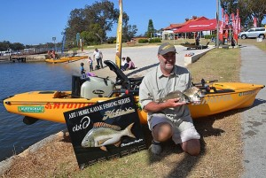 Victorian takes out Hobie Bream Championship