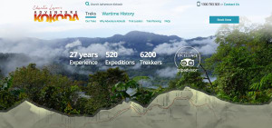 Adventure Kokoda launches new website