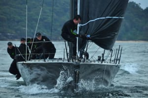 "Wild MC38 Winter Series: ""Undermanned, under-winched and over-canvassed"""