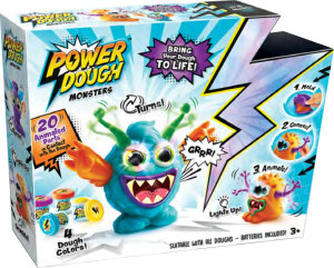 Make monsters in your own image with Power Dough